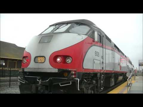 (4-08-16) [HD] A Day of Typical Railfanning Action in Santa Clara