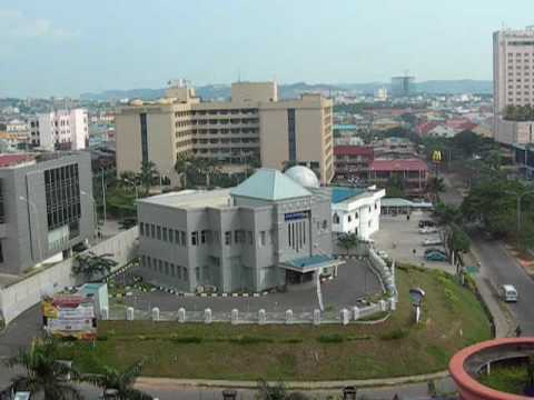 Batam City Indonesia view from Planet Holiday