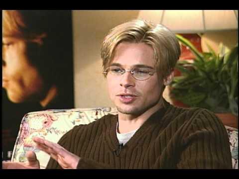 "Brad Pitt talks to critic Joe Leydon about ""The Devil's Own"""