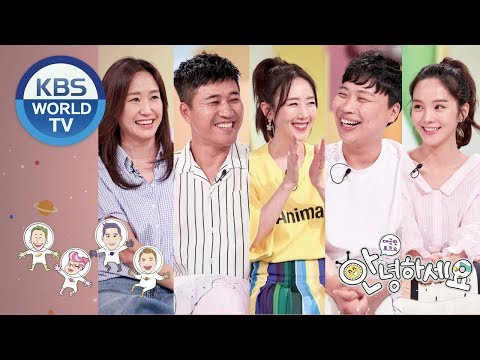 Guests : Kim Jongmin, Kang June, Star, Song Sohe, Lee Sangjun[Hello Counselor/ENG,THA/2018.09.03]