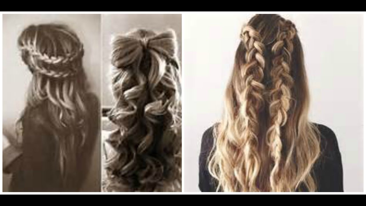 amazing tumblr hairstyles for long hair 2 youtube