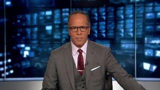 Lester Holt in spotlight as moderator of first debate