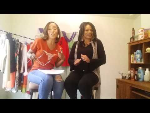 TRENDS & THINGS with TRACY RENEE featuring SINGER  WRITER ANITA BROWN
