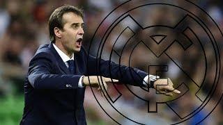 Tertulia y PRESENTACION de Julen LOPETEGUI nuevo entrenador del REAL MADRID