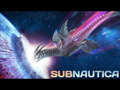 ALL NEW LEVIATHANS || Subnautica Below Zero