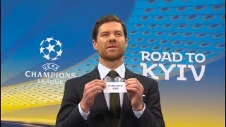 UEFA Champions League Draw 2017/18, Last 16 - Chelsea vs Barcelona, Real Madrid vs PSG