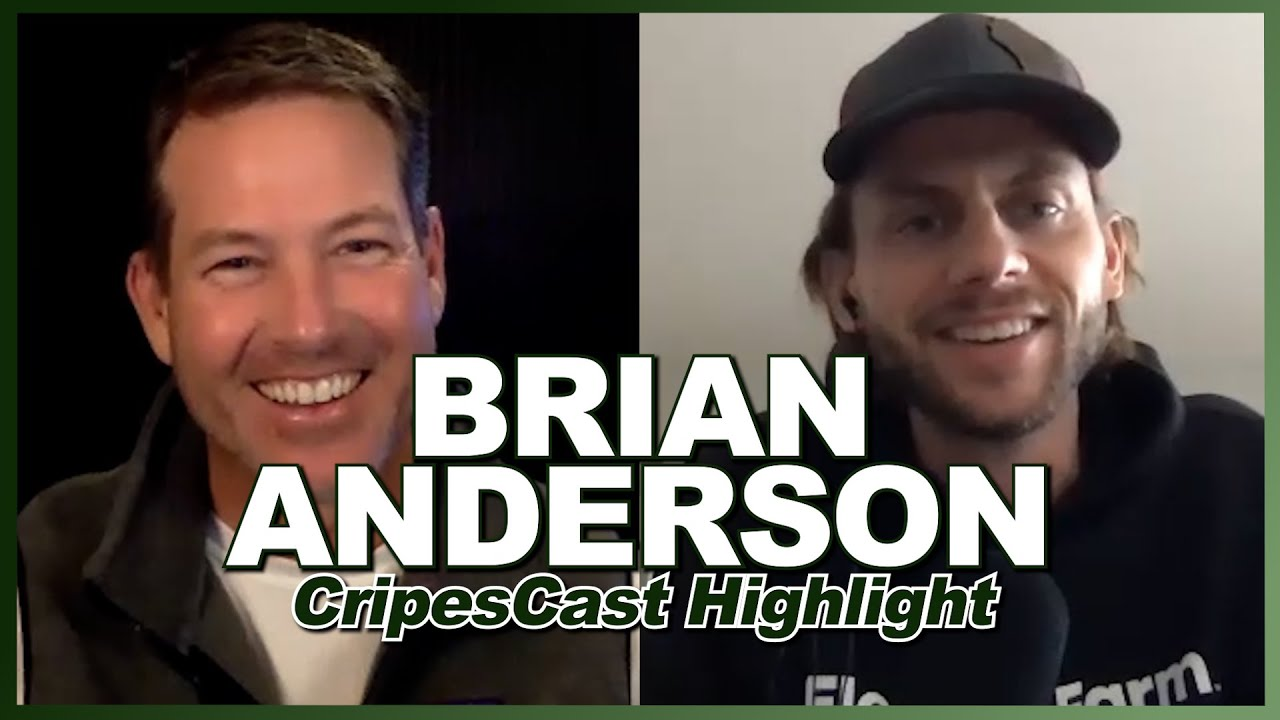 Talking Rodeo Clowns with Brian Anderson - CripesCast Highlight