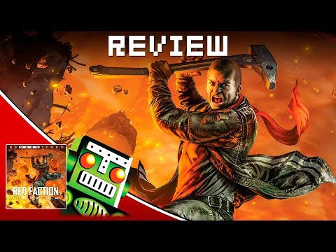 Red Faction Guerrilla: Re-Mars-tered Review - Destructoid
