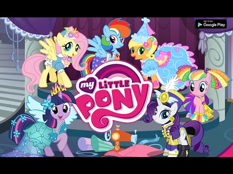 Игра My Little Pony от Gameloft