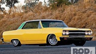 #114. Chevy Chevelle 1965 (RETROCAR)