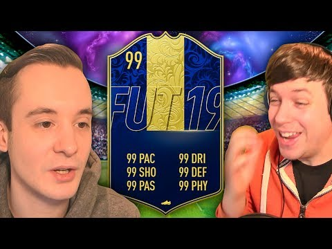 WE DID IT, WE FINALLY GOT HIM!!! - FIFA 19 ULTIMATE TEAM PACK OPENING