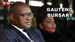 Gauteng Premier David Makhura delivered the keynote address at an awards ceremony hosted by the Gauteng City Region Academy. The event was to award students with bursaries to attend institutions of higher learning. Makhura was speaking on 6 April 2021.