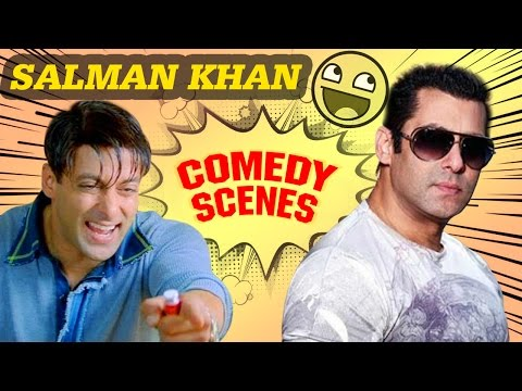 Salman Khan Comedy Scenes - Weekend Comedy Special - Indian Comedy