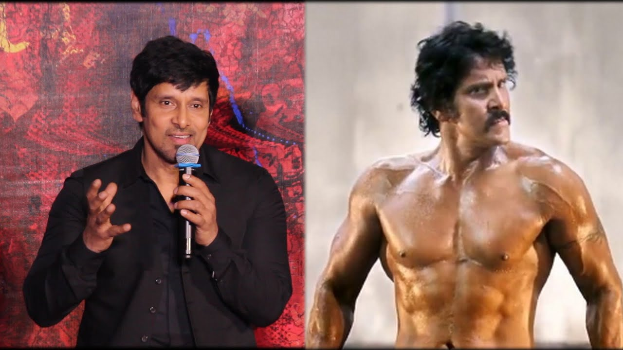 Secret behind the body building of vikram for movie i youtube secret behind the body building of vikram for movie i altavistaventures Choice Image