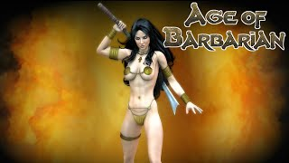 Age Of Barbarian - Extended Cut Gameplay [PC HD]