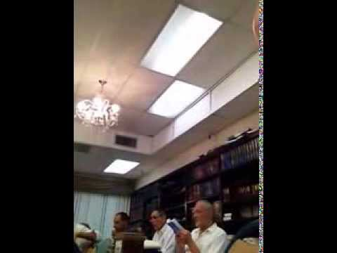 Shacharis Sephardic Minyan @ Boca Raton Synagogue