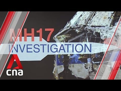MH17 plane crash: Four suspects to face murder charges in Dutch trial