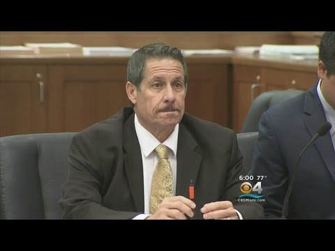 DUI Trial Underway Against Miami-Dade Commissioner