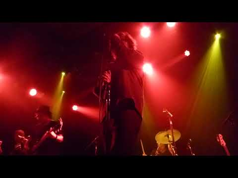 Mark Lanegan - No Bells On Sunday live @ The Independent , SF- August 27, 2017