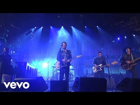 The Wallflowers - One Headlight (Live on Letterman)