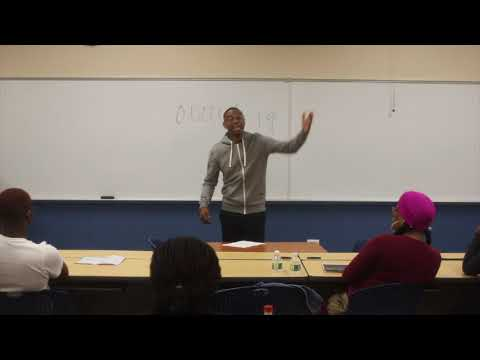 Classroom Empowerment Session at Delaware County Community College