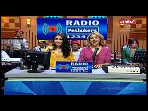 Jessica Ngaku Sudah Punya Pacar! Pesbukers Live ANTV 12 Juli 2018 Ep 4 thumbnail