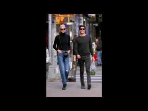Karlie Kloss and beau Joshua Kushner on juice run in New York City