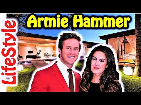 The Secret Life of Armie Hammer   Armie Hammer Private Lifestyle   Net worth, Family, Girlfriends  