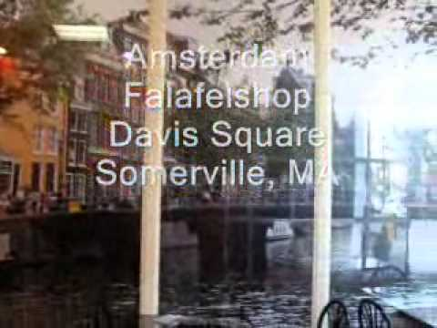 Amsterdam Falafelshop Davis Square