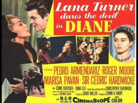 "Beauty and Grace - Love Theme from ""Diane"" (1956) - Miklos Rozsa"