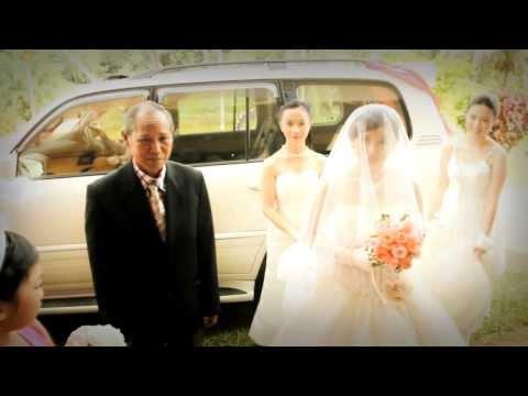 Roy & Inata's Wedding Day