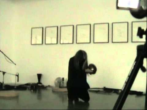 Haino Keiji Voice Performance+Percussion Dance(part3)@Taka Ishii Gallery(2011.2.26)