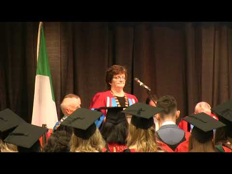RCSI Undergraduate Degree Conferring Ceremony – 15 November 2018
