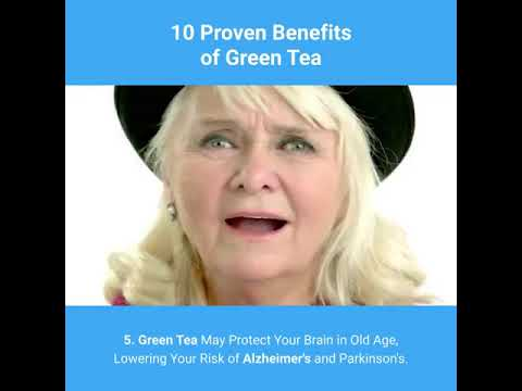 10 Proven Benefits Of Green Tea-Easy Ways To Lose Weight