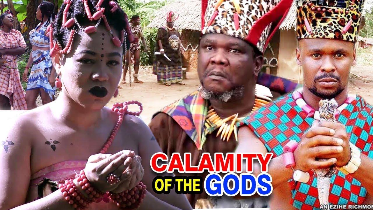 """Download CALAMITY OF THE GODS SEASON 1&2 """"FULL MOVIE"""" - (Ugezu J Ugezu) 2020 Latest Nollywood Epic Movie"""