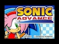James's Sonic Advance Commentary Pt. 1 of 2