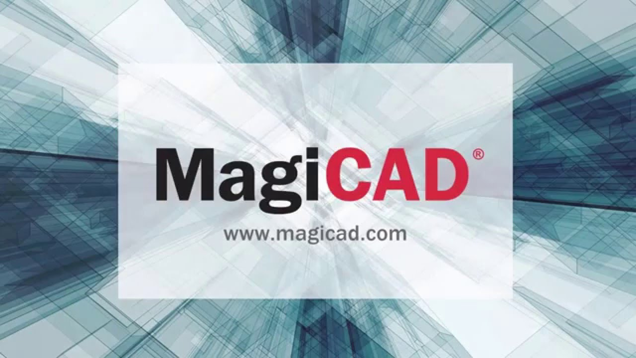 MagiCAD 2015.11 for Revit - New tool for schematic drawing - YouTube