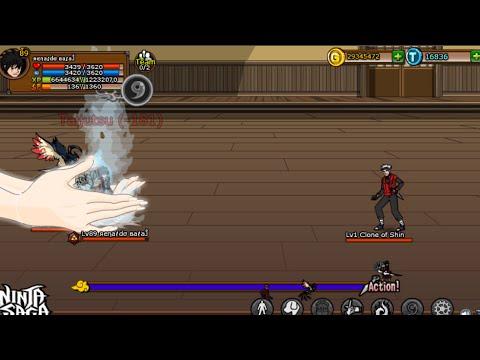 Ninja Saga: Kinjutsu: Matriarchal Tolerance 2016
