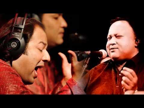 Rizwan, Muazzam, Nusrat Fateh Ali Khan - Naina De Akhay (Jazz Remix)