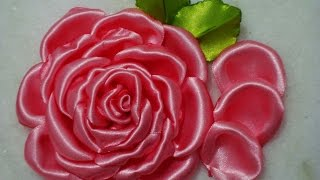 Flor de tecido – PÉTALA da ROSA Linda