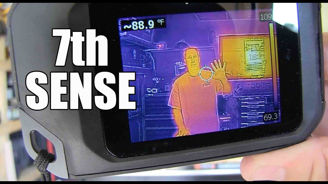 Flir C2 Compact Thermal Imaging System Youtube