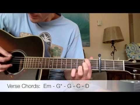 Lukas Graham - 7 Years Acoustic Guitar Lesson