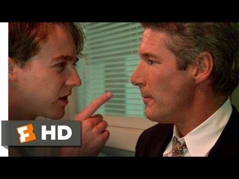Primal Fear (5/9) Movie CLIP - Meeting