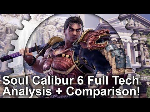 Soulcalibur 6 analysis: every version tested • Eurogamer net