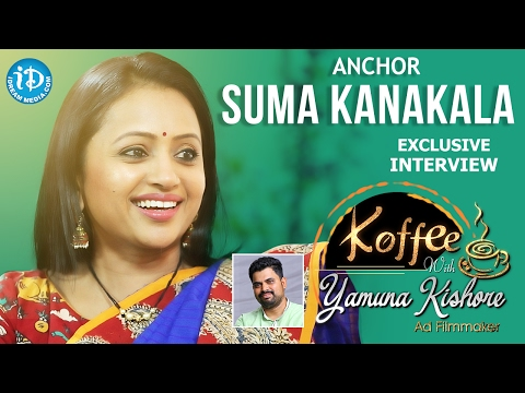 Anchor Suma Kanakala Exclusive Interview || Koffee With Yamu