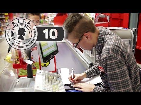 Neįgaliųjų integracijos į darbo rinką imitacija|| R.I.T.A. || S01E10