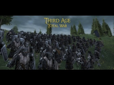 Third Age Total War 3 2 Mos 1 7 Dwarves Part 1 A Daunting Quest Indeed
