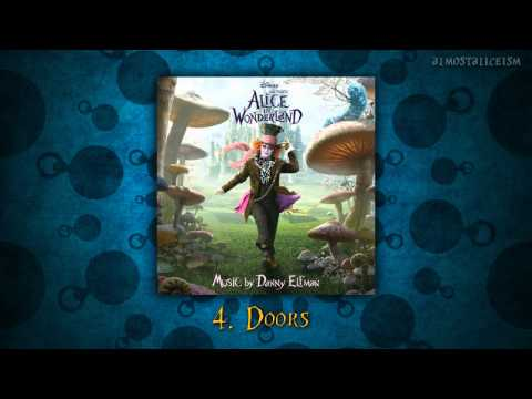 Alice in Wonderland Soundtrack  // 04. Doors