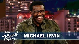 Michael Irvin on Super Bowl, Fighting Teammates & Writing a Book