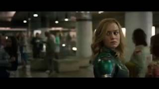 barodian bloggers captain marvel trailer in hindi
